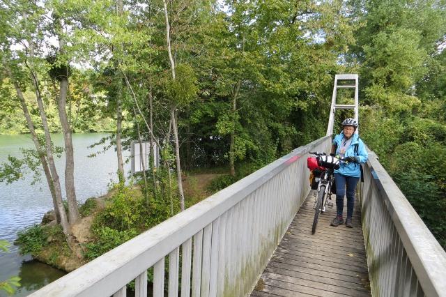 Assez Un tour de France en vélo à plat YF08